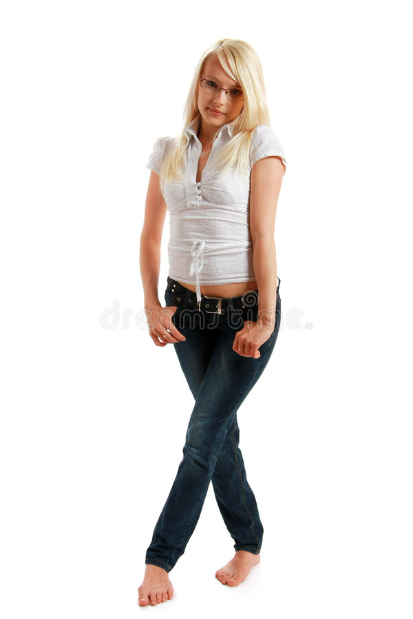Download Pretty Female Student stock photo. Image of student, woman - 10297878