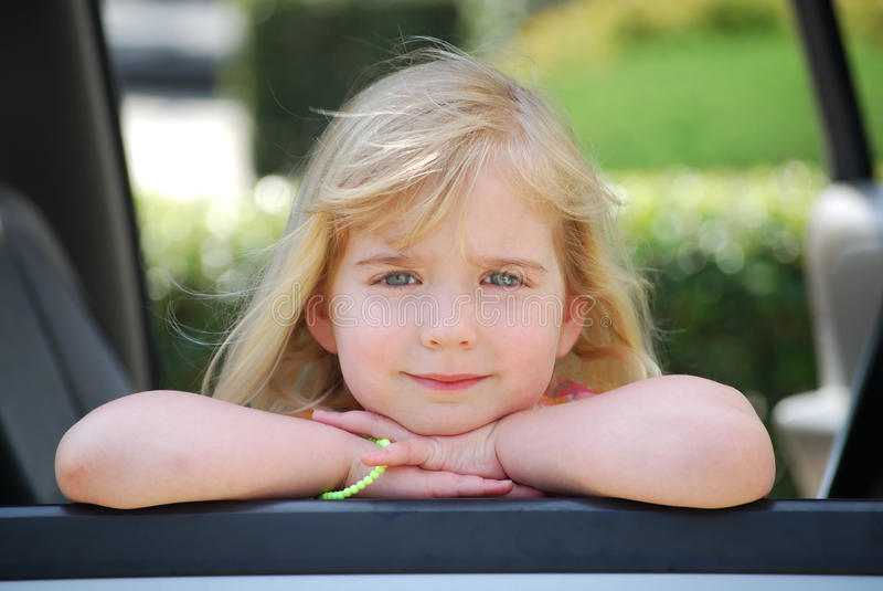 Download Pretty Girl stock photo. Image of outside, preschooler - 13756264