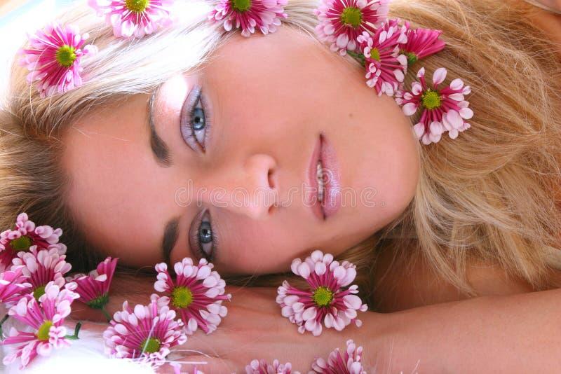 Download Pretty girl stock photo. Image of attractive, face, portrait - 1549928
