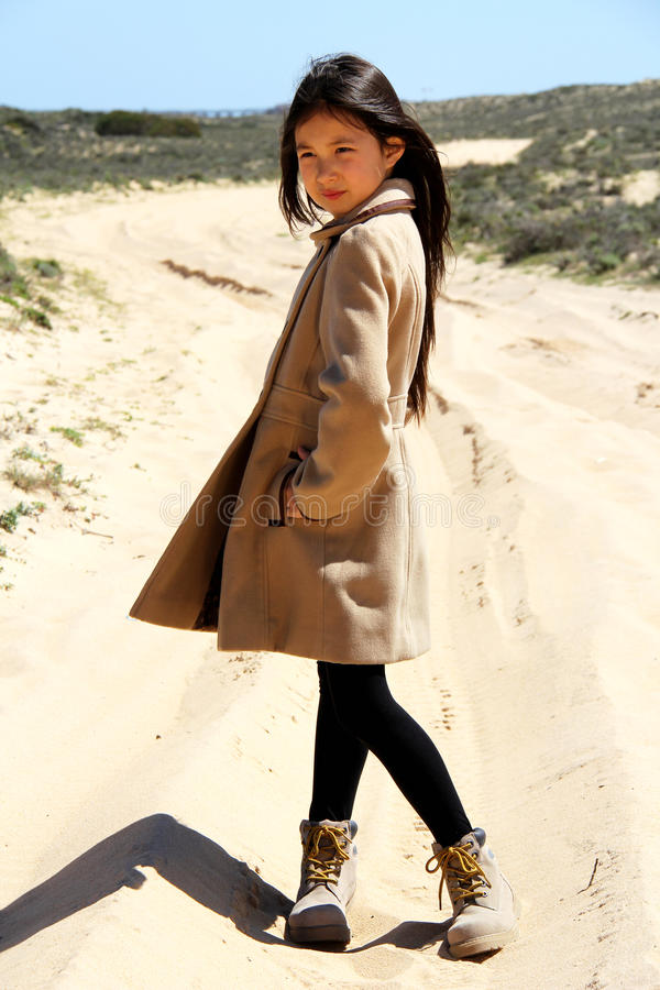 Download Pretty Girl model stock image. Image of wearing, model - 30264397