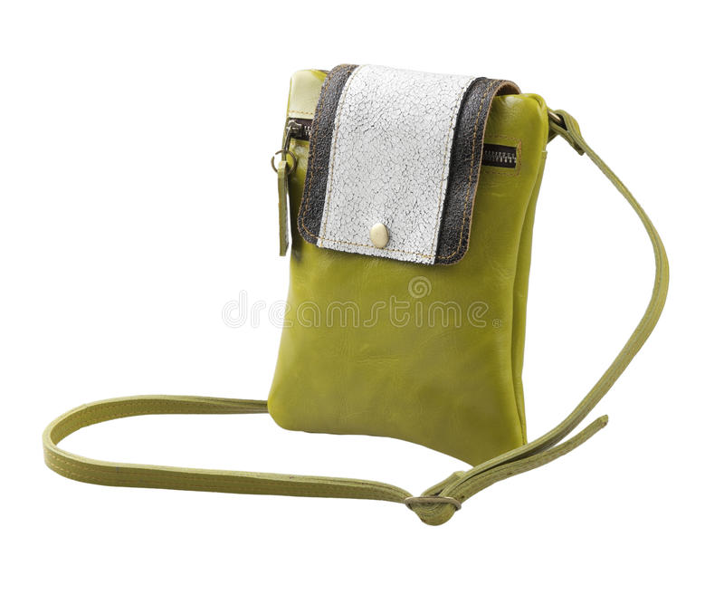 Download Pretty Lady Leather Wallet Stock Images - Image: 21995694