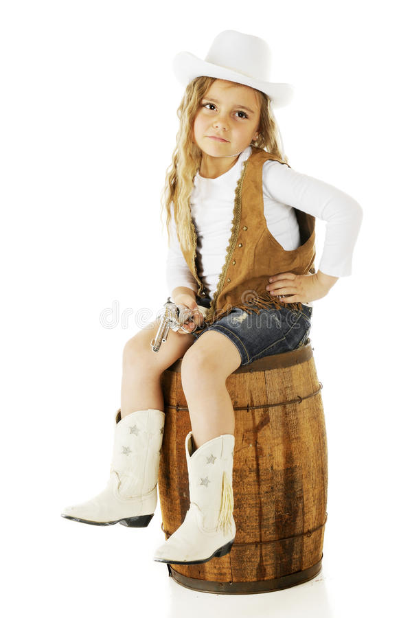 Pretty Little Cowgirl