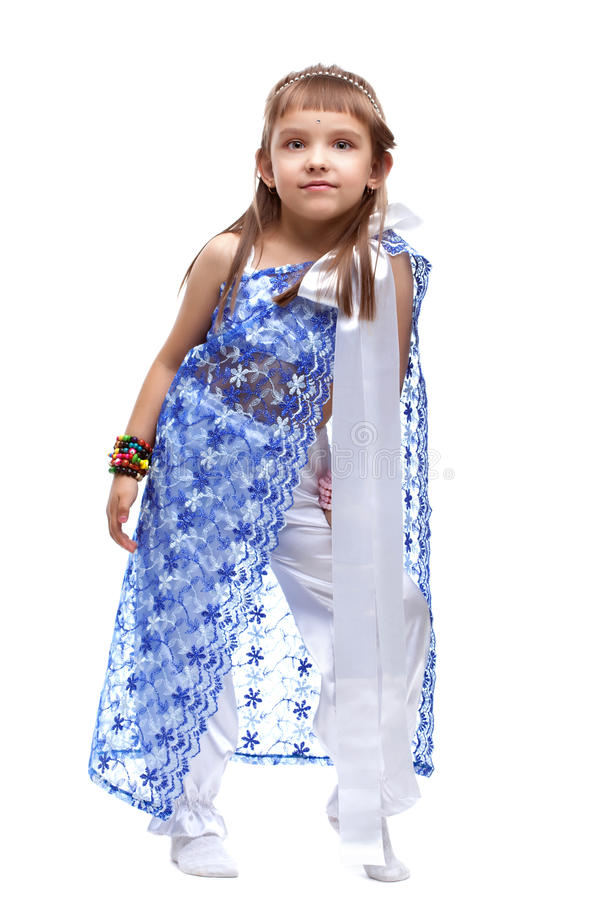 Download Pretty Little Girl In Indian Costume Stock Photo - Image of length culture  sc 1 st  Dreamstime.com & Pretty Little Girl In Indian Costume Stock Photo - Image of length ...
