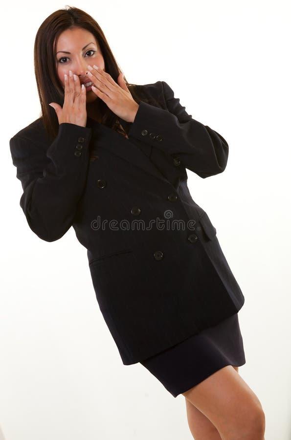 Download Pretty Native American Business Woman Stock Photo - Image: 28487376