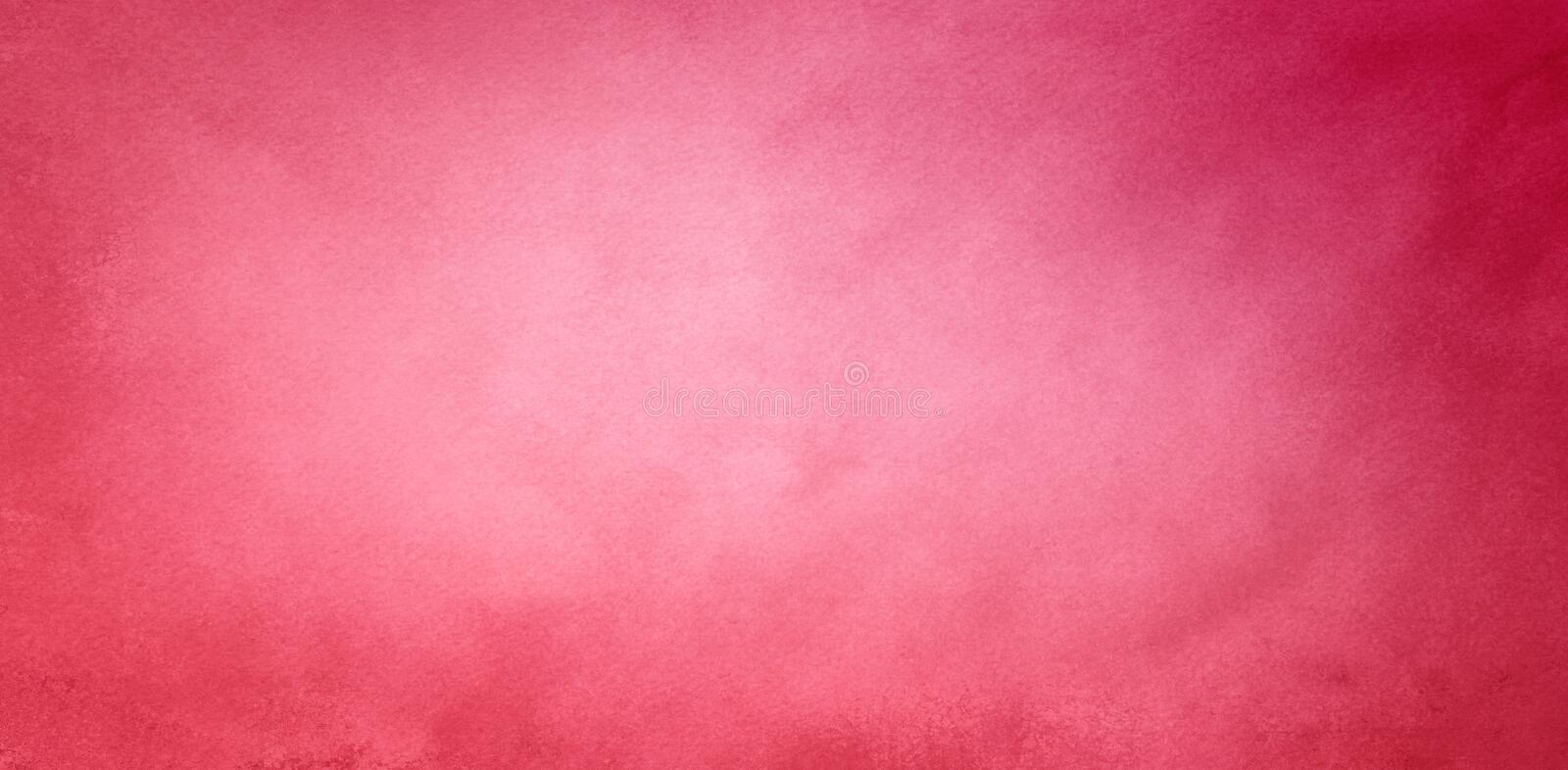 Pretty pink background in soft burgundy mauve and rose pink colors with vintage texture royalty free stock photos