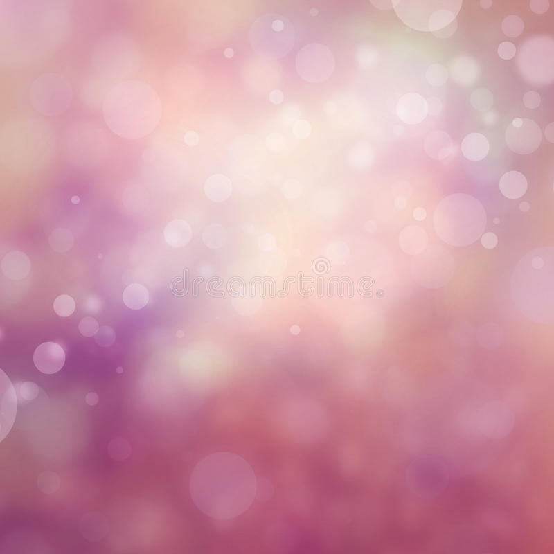 Pretty pink background with white bokeh lights in soft romantic download pretty pink background with white bokeh lights in soft romantic design stock image image voltagebd Gallery