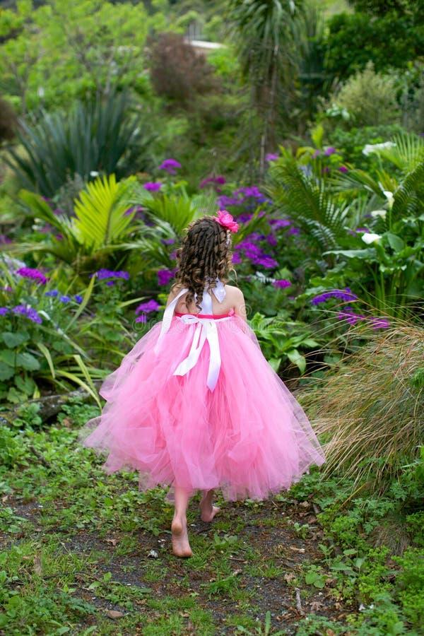 Pretty princess. stock image