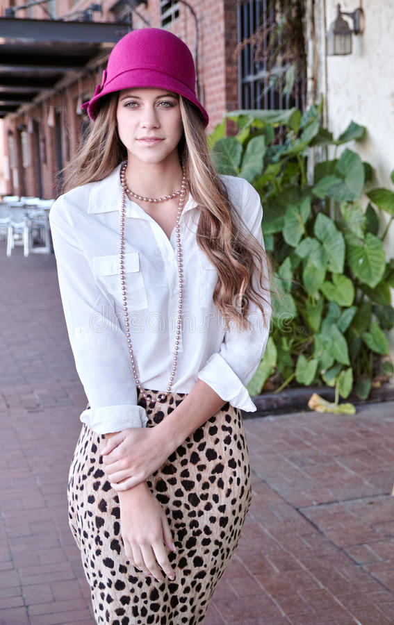 Download Pretty Teenage Model Stock Photography - Image: 28832612