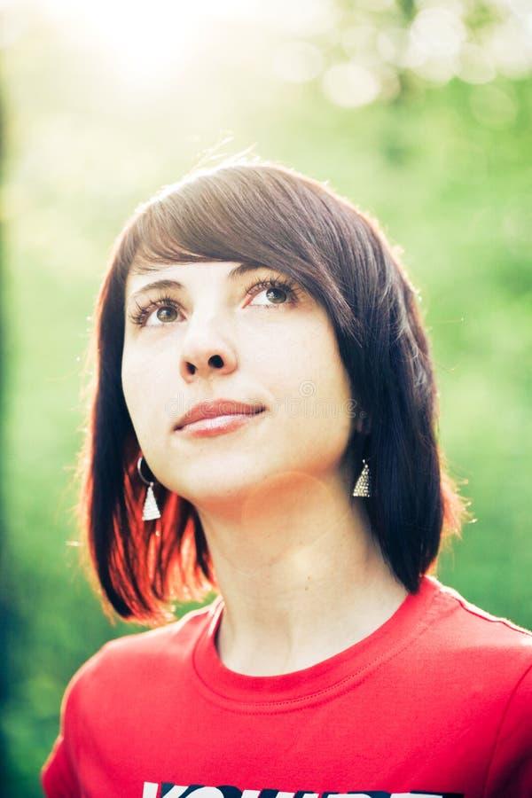 pretty woman стоковая фотография rf