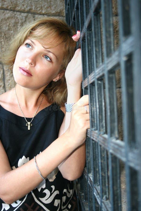 Download Pretty woman stock photo. Image of earrings, human, beautiful - 11313920