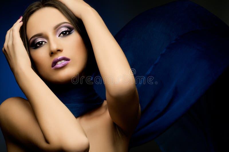Download Pretty woman stock photo. Image of attractive, delicacy - 17428622