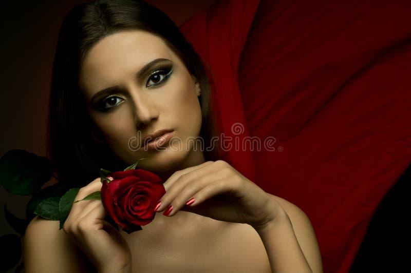 Download Pretty woman stock photo. Image of fine, fashion, cute - 18411422