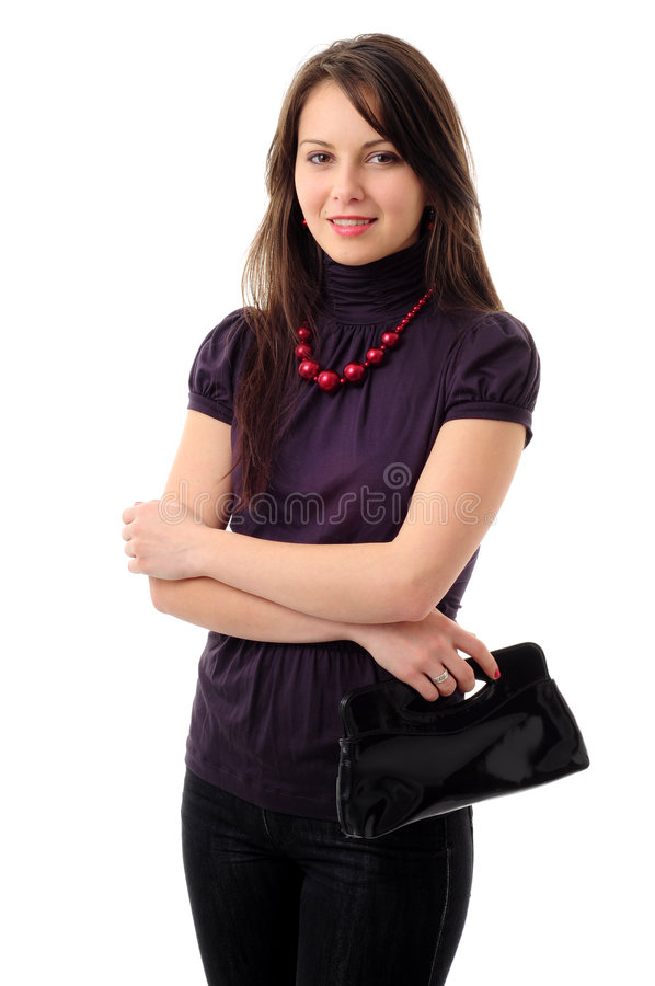 Download Pretty woman stock photo. Image of young, professional - 7451920