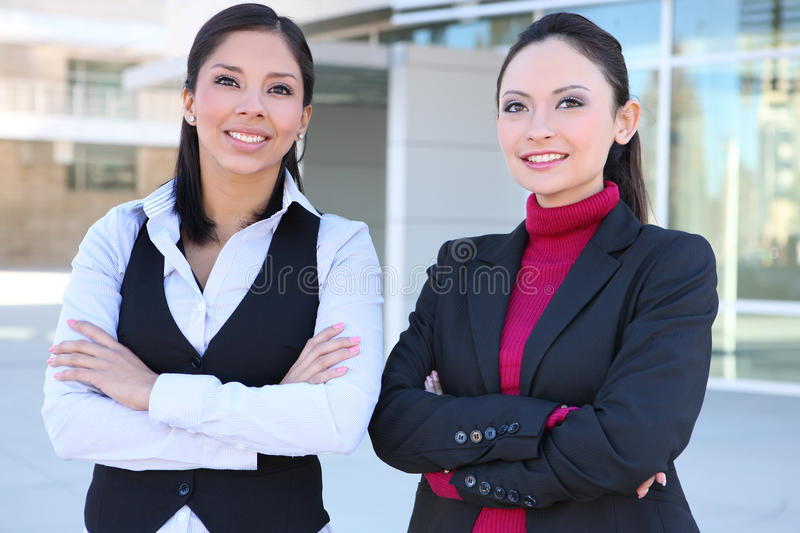 Download Pretty Woman Business Team Royalty Free Stock Images - Image: 17089689