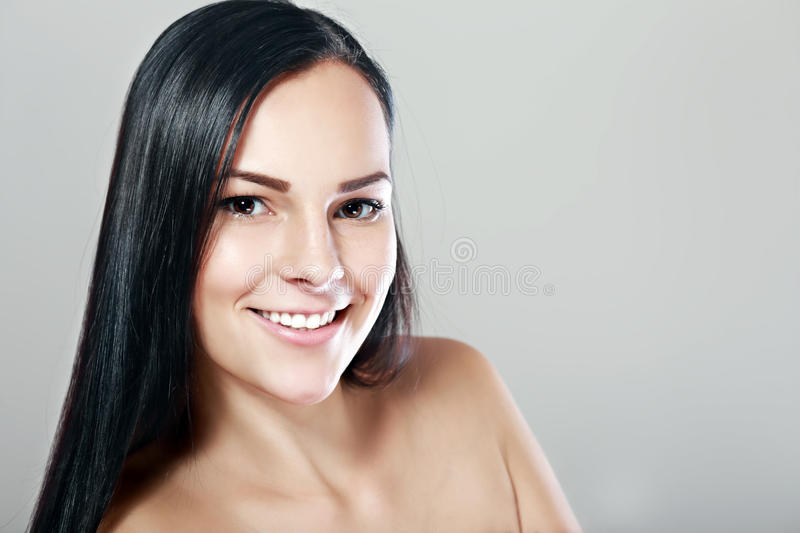 Pretty woman royalty free stock photos