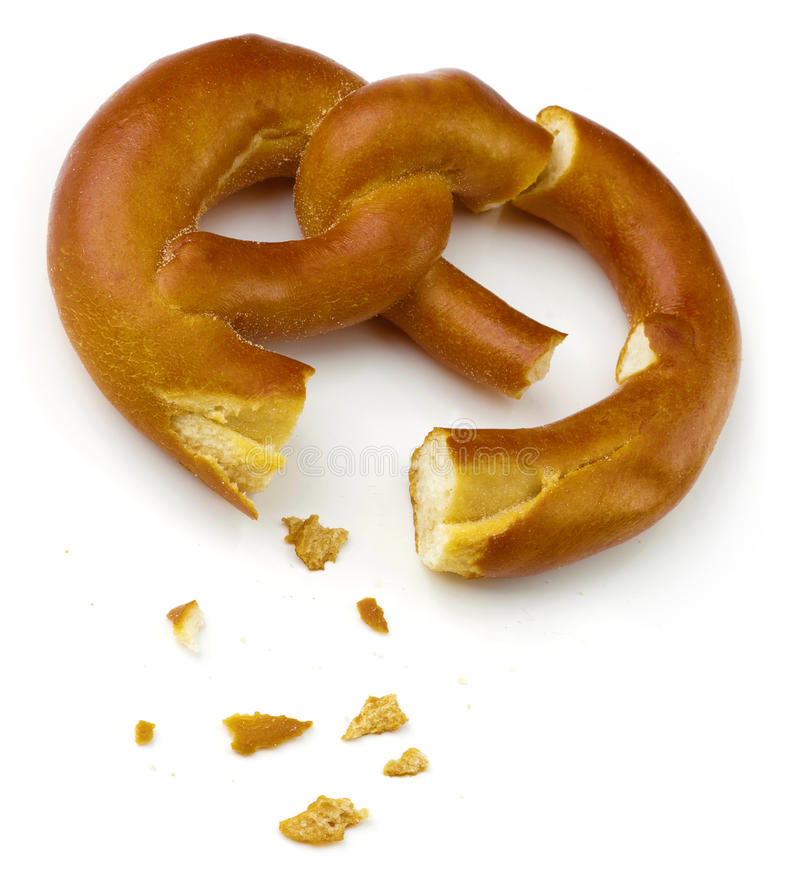 Download Pretzel stock image. Image of assorted, alone, background - 20877513