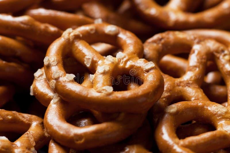 Download Pretzel salty snack stock image. Image of unhealthy, junk - 28069517