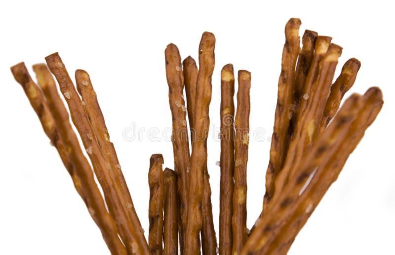 Download Pretzel sticks isolated stock photo. Image of cookies - 14302900