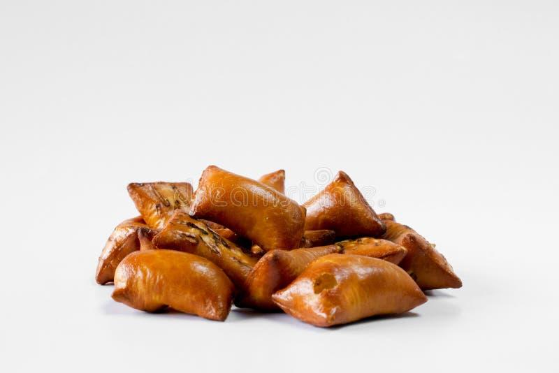 Pretzeles de la mantequilla de cacahuete sin sal imagenes de archivo