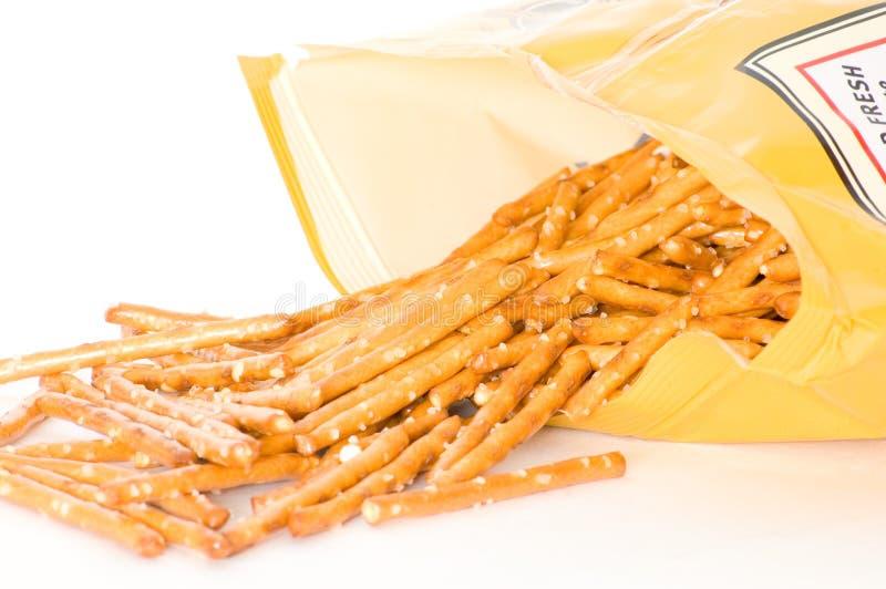 pretzels στοκ εικόνες