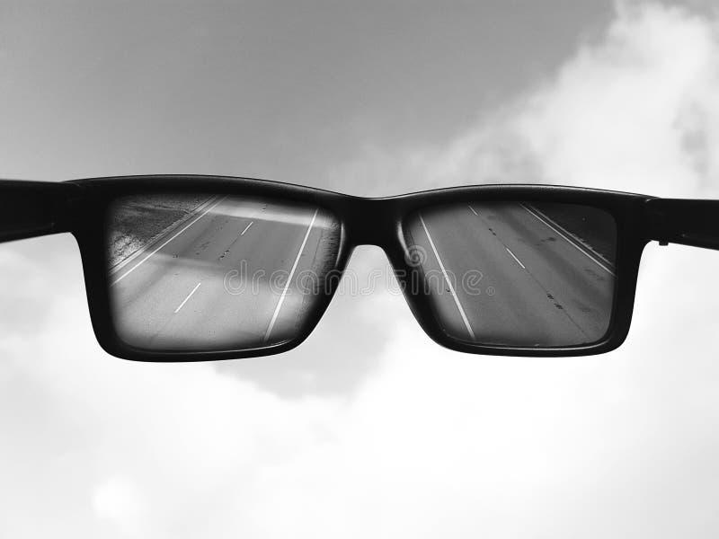 Prevedi una strada nel futuro fotografia stock libera da diritti