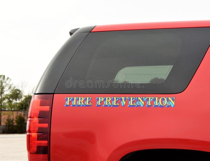 Prevenção do fogo e do incêndio imagens de stock