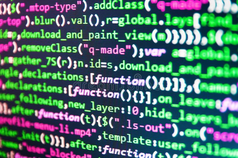 Prevención del pirata informático de la seguridad de Internet Red del web y tecnología modernas de la telecomunicación de Interne ilustración del vector