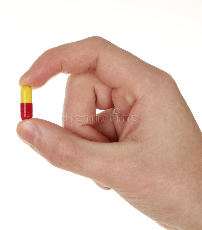 Preventivpiller förestående arkivbilder
