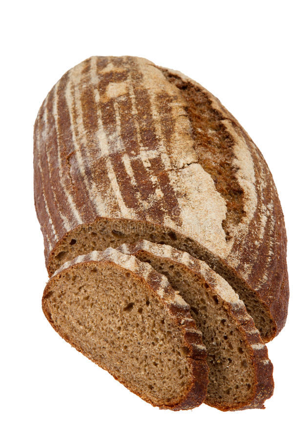Download Preview Bread Loaf On White Background Stock Photo - Image: 36579368