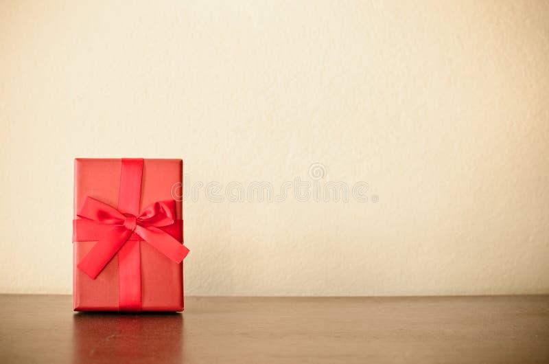 Prezenta pudełko obrazy stock