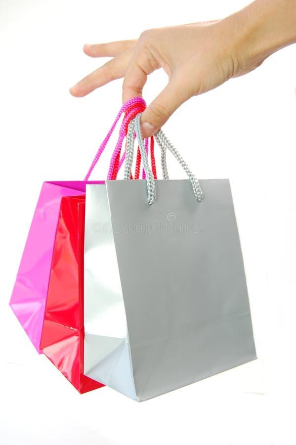 Prezenta Zakupy Bezpłatna Fotografia Stock