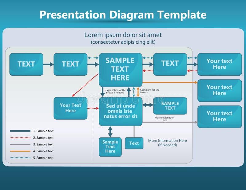 prezentacja szablon ilustracji