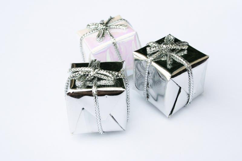 prezenty świąteczne zdjęcie stock