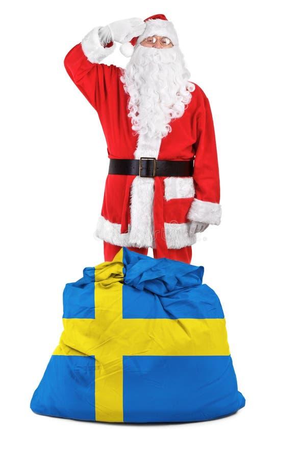 Prezenty dla Szwecja fotografia stock