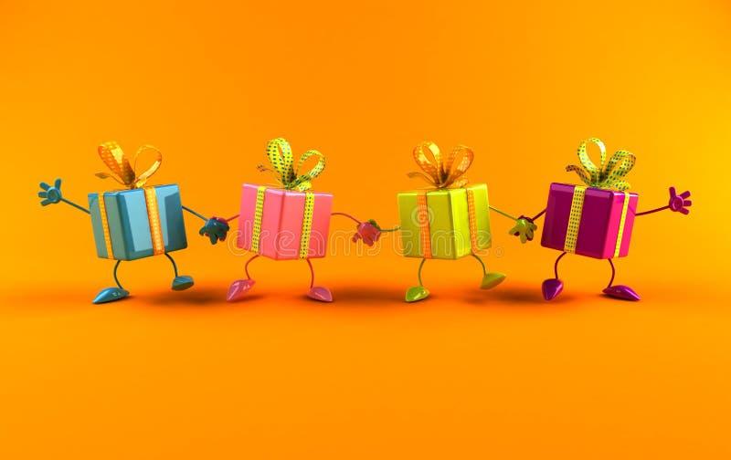 prezenty szczęśliwi