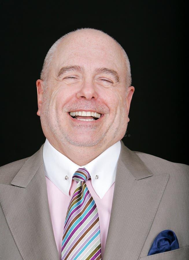 prezes się uśmiecha zdjęcia royalty free