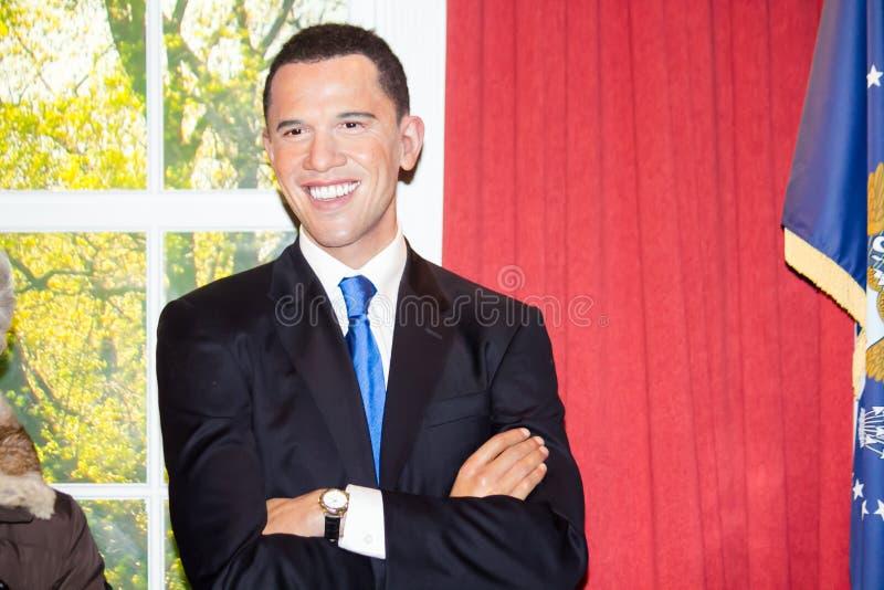 Prezydent Barack Obama zdjęcia stock
