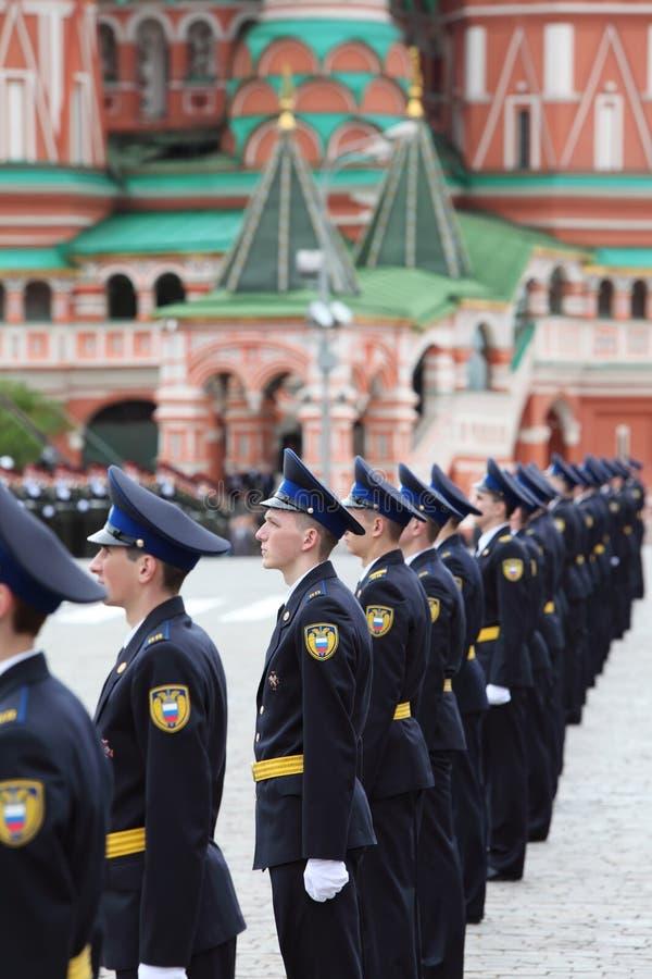 prezydent surowy pułku żołnierzy stojak obrazy royalty free