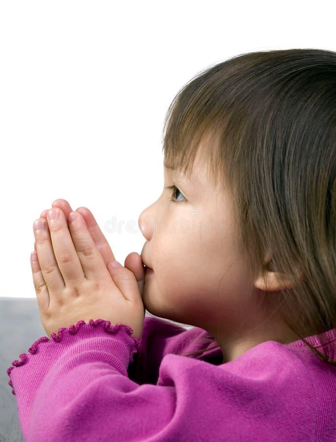 Prière de 2 photographie stock libre de droits