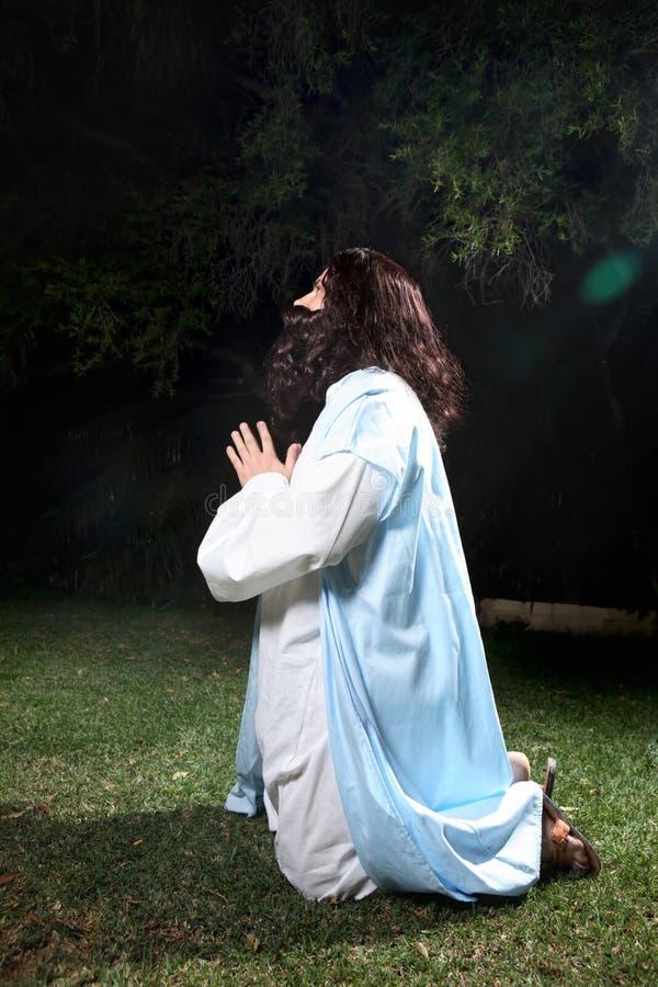 Prière en période d'ennui photos libres de droits