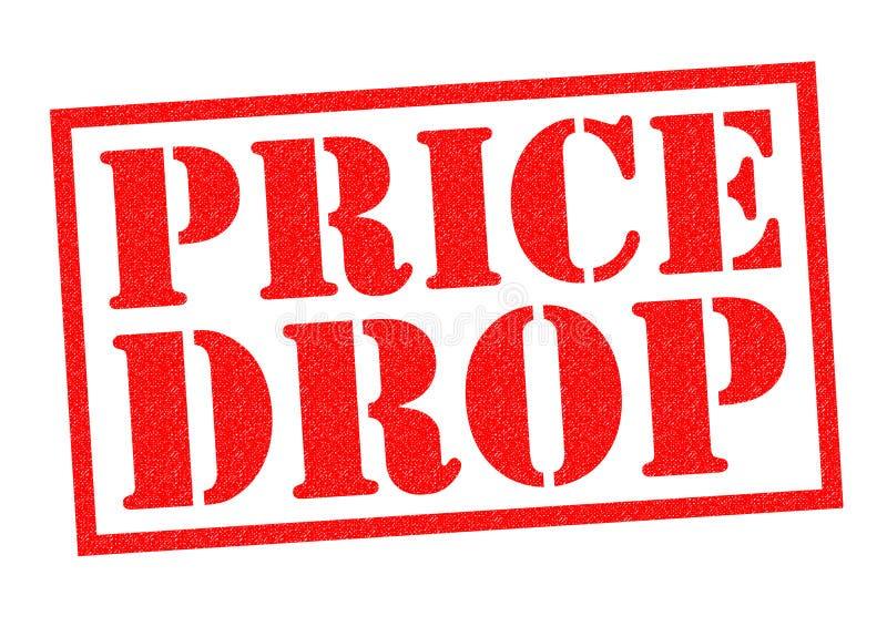 PRICE DROP vector illustration