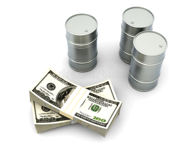 Download Price Of Oil Stock Image - Image: 24522001