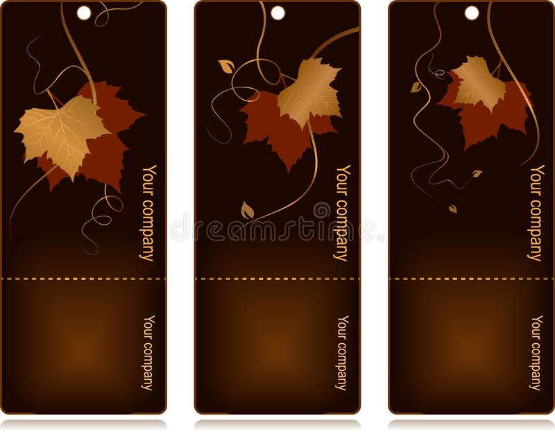 Download Price, Sales Tags On Dark Background Stock Vector - Image: 9513161