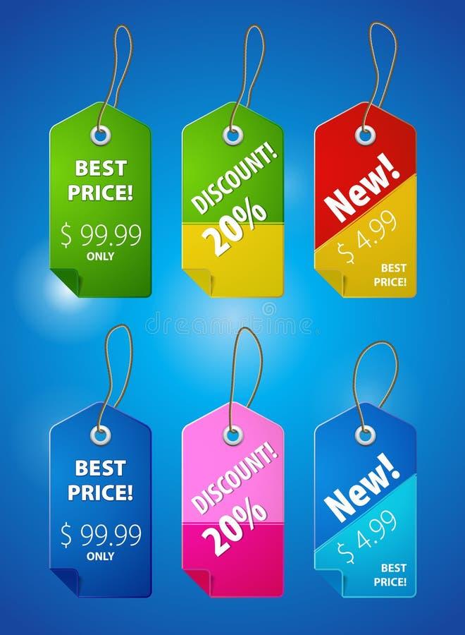 Download Price Tab Royalty Free Stock Images - Image: 19133539