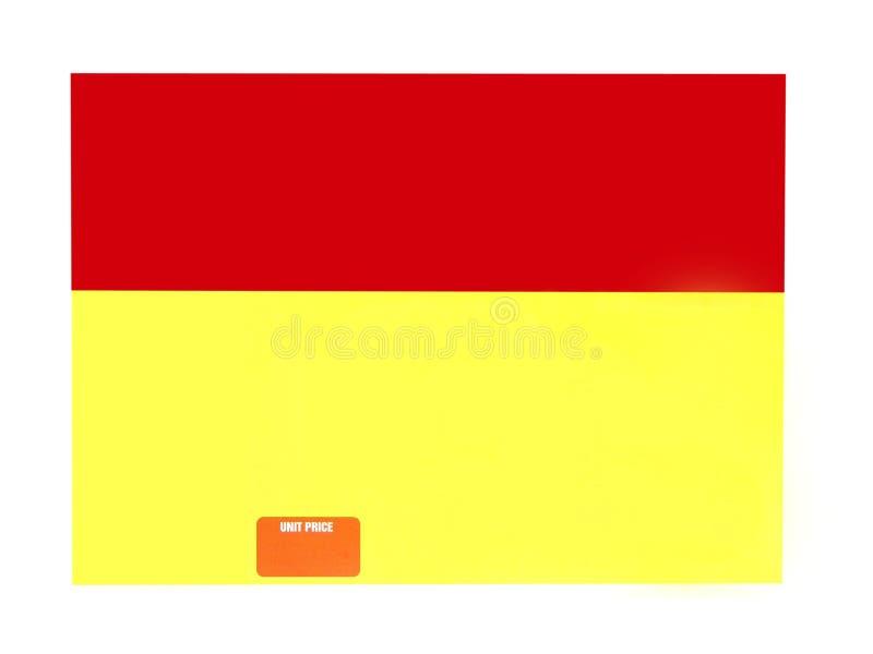 Price Tag Label 1 (blank) vector illustration