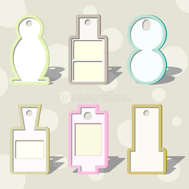 Download Price tags stock vector. Image of blank, background, cardboard - 21613141