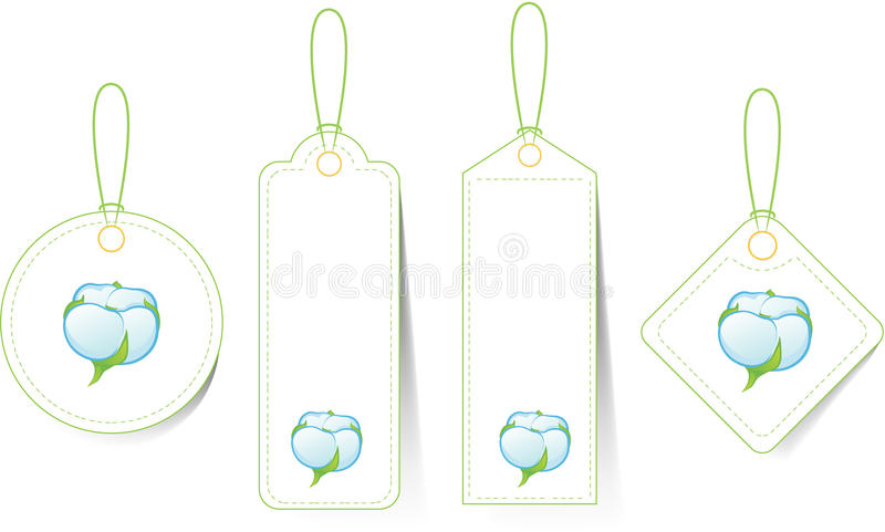 Download The price tags stock vector. Image of organic, painting - 22720008