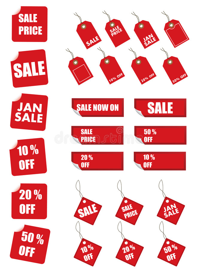 Download Price Tags Stock Image - Image: 4986211