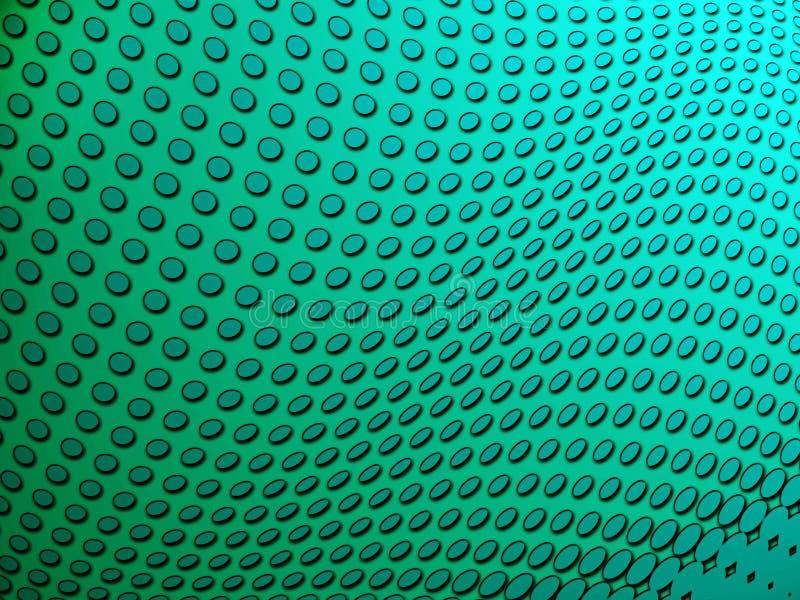 prickigt grönaktigt för bakgrund arkivbild