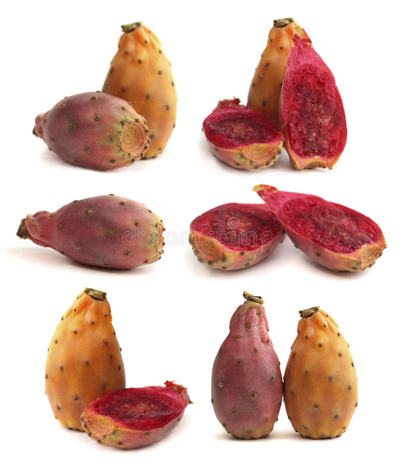 Free Prickly Pear - Opuntia Fruit Royalty Free Stock Image - 21887346